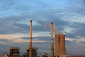 coal-fired power plant, Huai'an city China